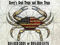 *** SHRIMP TRAPS ARE AVAILABLE***BRAND NEW ***HAND