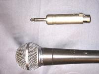 I have for sale my late 1980's Shure SM58 microphone