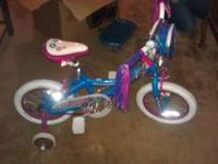 This bike was hardly used at all like brand new !!!