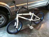 All new Haro Freestyle BMX Bike for only $280 it's a