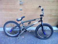 I'm Selling my BMX bike the frame is a Subrosa