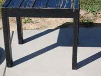 Side tables - one is $10.00 (Black) We have a set of