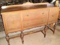 Nice sideboard, good condition.Top could use light