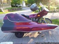 Equalean the sidecar that does not mess with the