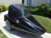 The Formula II is the sidecar that started everything