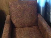 A like new, wonderfully maintained armchair is now up