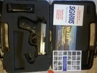 SIG Sauer P229, 40 cal for just $550 for tonight and