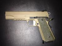 Fresh Sig Sauer 1911 Scorpion. Features 6 magazines,