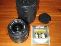 THIS IS A SIGMA 24-70 ASPHERICAL 3.5-5.6 AUTO FOCUS