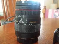 Perfect condition, great lense, comes with lense cover