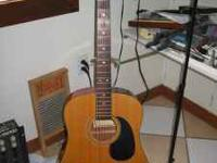 Sigma DM1 Guitar by Martin Good condition for sale or