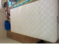 "An outstanding 6"" Bonnell Coil twin size bed mattress"