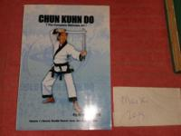 Mint signed first edition. Signed CHUN KUHN DO ( THE