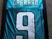 Up for sale... An autographed Jacksonville Jaguars