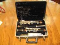 Selmer - Signet Wood Clarinet. Was used in high school