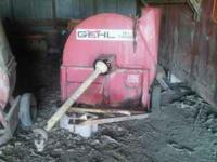 One Gehl, One IH Silage Blowers for sale. Always in