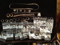Private collector clearing inventory. Sterling Silver