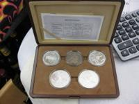 Silver coins sale,1986 Seoul Asian Olympic Games 5
