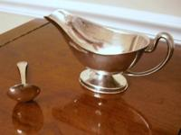 Each sold seperately.  $17.00. Gravy Boat by Oneida. On