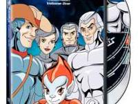 [Call/Text/E-Mail] Silver Hawks DVD Box Set. Classic