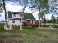 Glorious 3 BR, 2 bath home in a rural setting with