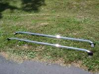 Silverado bed rails that are chrome and in good