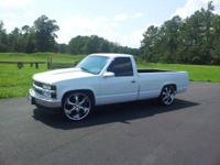 martin bros 24s custom paint white w/silver