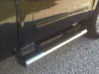 Original GM tubular step bars for 2007-2012