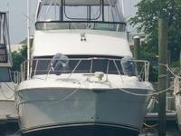 Reel Adventures is a one owner boat and has been truly