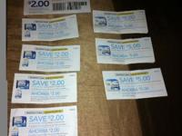 Hi , I am selling these Similac coupons that are worth