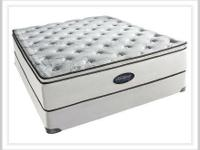 HUGE Simmons Beautyrest Mattress Sale  Twin Simmons
