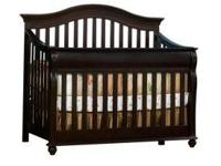 Great crib, strong, converts from crib- to toddler day