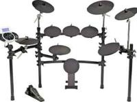 I have a mint Simmons Electronic drum kit, model SD9K,