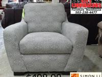 """YES THIS IS AN ACTUAL SIMON LI """"LEE"""" SIDE CHAIR FOR"""