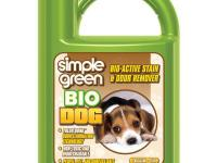 Simple Green Pet Stain and Odor Remover is perfect for