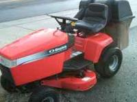 "Simplicity 16HP, Hydrostatic Transmission, 38"" Mower"