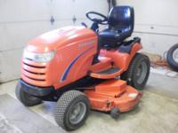 Very nice Simplicity Prestige Garden Tractor;