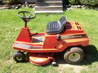i have a newer rear engine simplicity riding mower.. it
