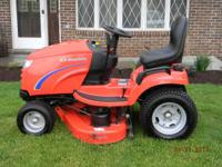 Simplicity Conquest Lawn and Garden Tractor 22 hp