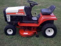 This mower is starts right up and mows very good. Its