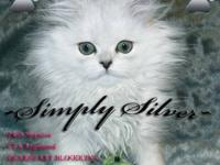Welcome to Simply Silver Persians Cattery! We