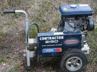 Simpson Pressure washer 2500 2500 PSI 5 GPM General