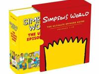 Simpsons World the Ultimate Episode Guide $50
