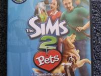 I am offering my Sims 2 video games. I don't utilize