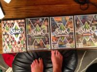 I have the initial sims 3 game, superordinary, paradise