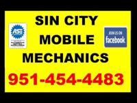 MOBILE RV & TOY HAULER MECHANIC SERVICE - WE TRAVEL TO