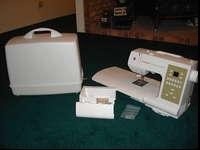 Singer Confidence Quilter Sewing MachineHardly used. In