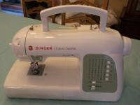Type: Sewing Machine 4 in 1 Singer Sewing Machine.