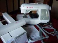 For sale: Singer Futura Quartet FQ-4 Sewing, Quilting