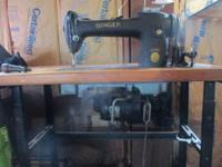 Industrial Leather Sewing Machine $700 or best
